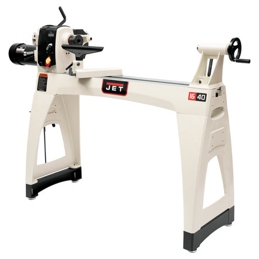 View a Larger Image of Lathe Model 1640 EVS