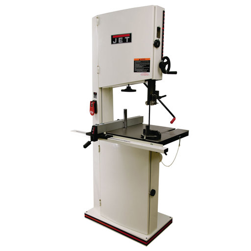 "View a Larger Image of 18"" Bandsaw With Quick Tension, 1-3/4HP, Model JWBS-18QT"
