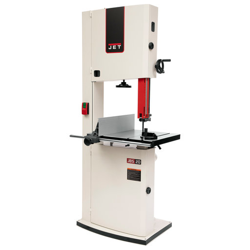 "View a Larger Image of JWBS-20-3 3HP 20"" Bandsaw"
