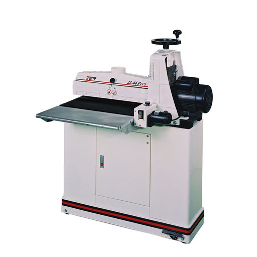 View a Larger Image of 22-44 Plus Drum Sander with Closed Stand