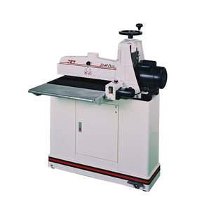 22-44 Plus Drum Sander with Closed Stand