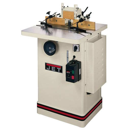 "View a Larger Image of 25"" Heavy Duty Shaper, Model JWS-25CS, 3HP"
