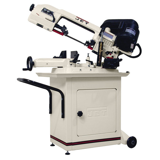 "View a Larger Image of 5"" x 6"" Swivel Head Bandsaw 1/2HP 115/230V 1Ph"