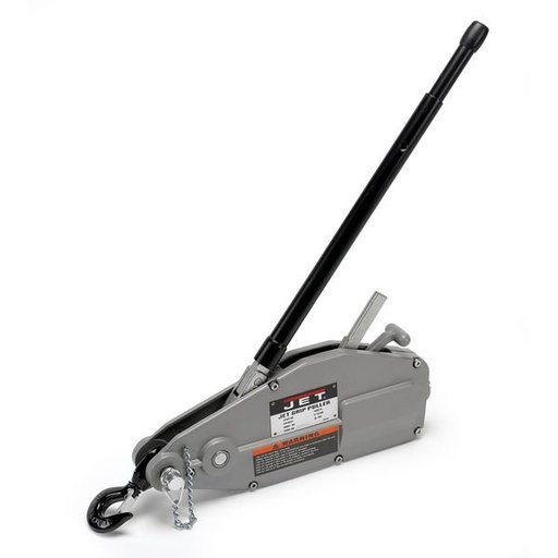 View a Larger Image of JG-150A, 1-1/2 Ton Wire Rope Grip Puller with Cable