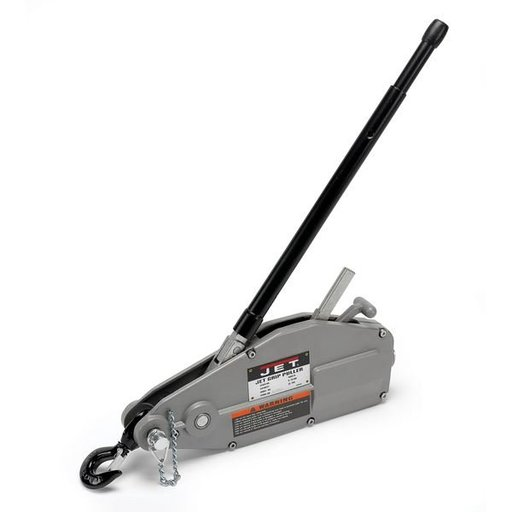 View a Larger Image of JG-300A, 3 Ton Wire Rope Grip Puller with Cable