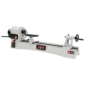 14 x 40 Benchtop Wood Lathe Model JWL-1440VS
