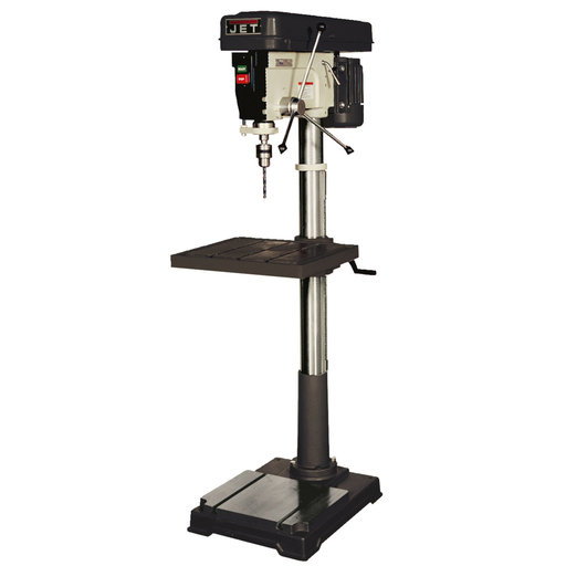 "View a Larger Image of Metalworking 20"" Drill Press, Model J-2550"