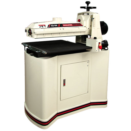 View a Larger Image of Oscillating Drum Sander Kit with Closed Stand, Model 22-44