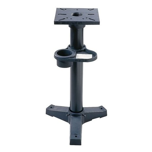 "View a Larger Image of Pedestal Stand for Bench Grinders, 11"" x 10"" Mounting Surface"