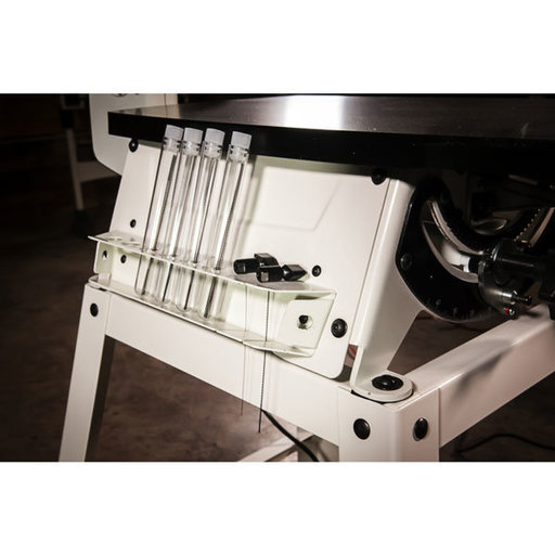 View a Larger Image of Scroll Saw with Stand, Model JWSS-22