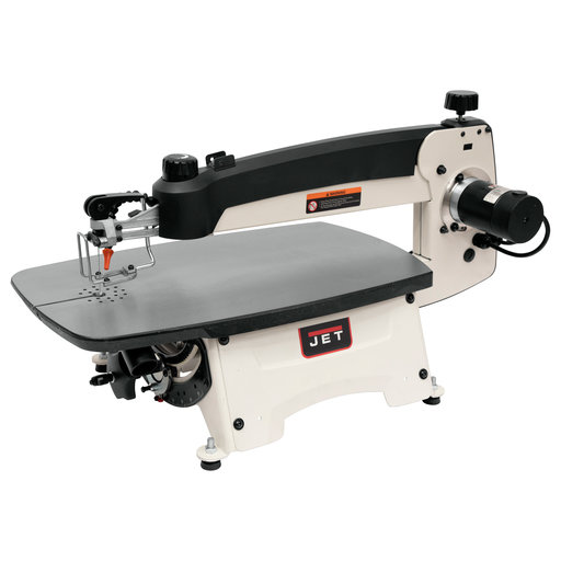View a Larger Image of Scroll Saw, Model JWSS-22B