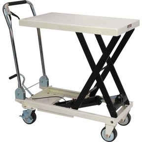 SLT Series Scissor Lift Table, Model SLT-330F