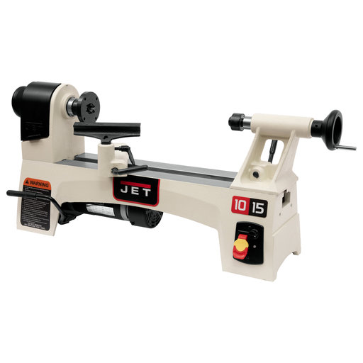 View a Larger Image of Variable Speed Mini Lathe, Model 1015VS