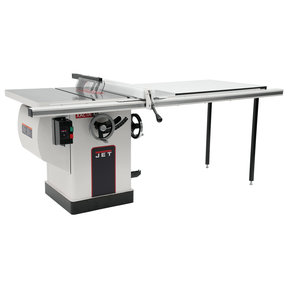 "5HP 1PH 230V XACTASAW Deluxe Table Saw with 50"" Rip Capacity and XACTA Fence"