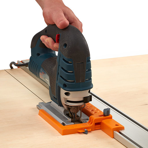 "View a Larger Image of Jigsaw Guide and 50"" WTX Clamp Edge Combo 543059K"