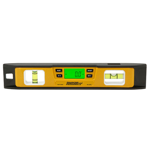 "View a Larger Image of 10"" Magnetic Electronic Digital Torpedo Level"