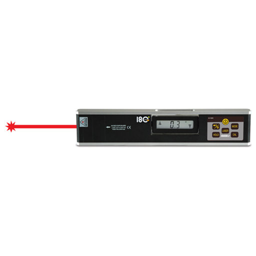 "View a Larger Image of 12"" Digital Magnetic Laser Level"
