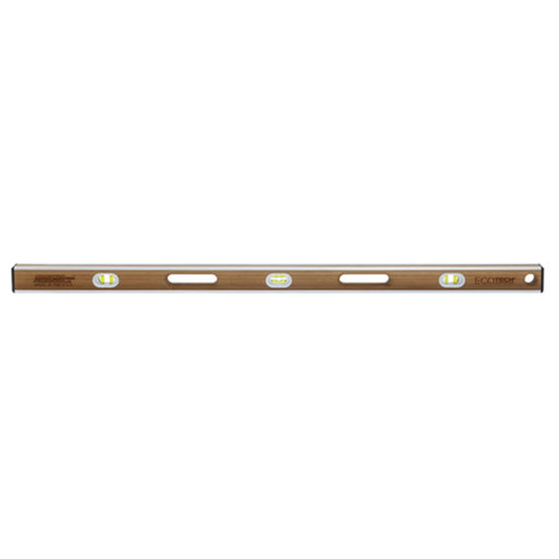 "View a Larger Image of 48"" Eco-Tech Bamboo Level - 6 Vial"