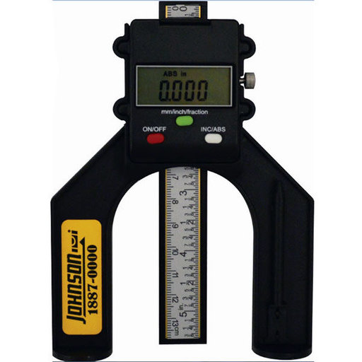 View a Larger Image of Digital Depth Gauge