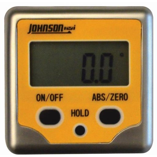 View a Larger Image of Professional Magnetic Digital Angle Locator, 3 Button