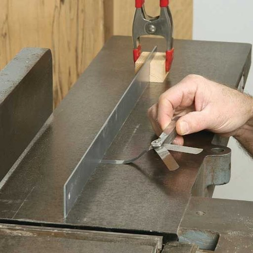View a Larger Image of Jointer Tune Up - Downloadable Technique