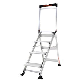Jumbo 4-Step Ladder