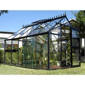 "Junior Victorian Greenhouse 7'9"" x 12'6"""