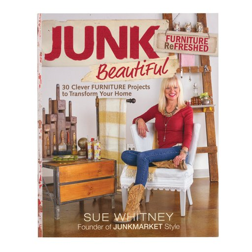 View a Larger Image of Junk Beautiful: Furniture ReFreshed