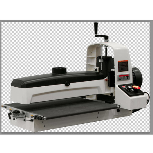 View a Larger Image of JWDS-2244 Drum Sander