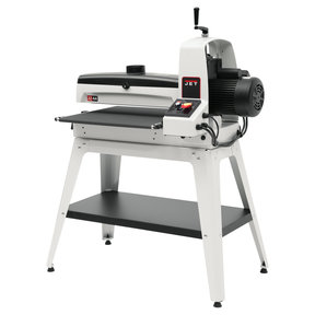 JWDS-2244 Drum Sander with Open Stand