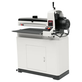 JWDS-2550 Drum Sander with Closed Stand
