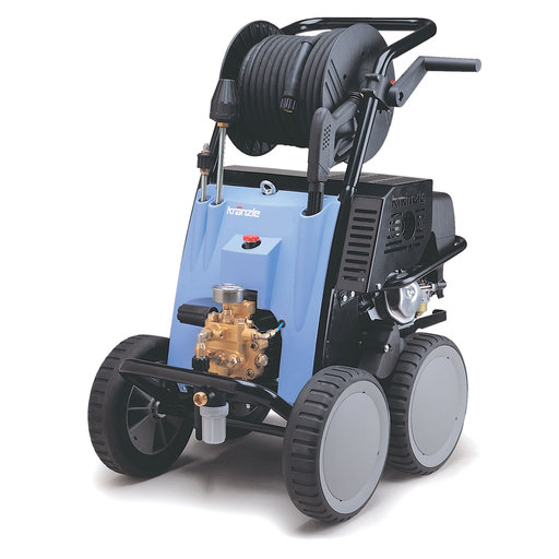 View a Larger Image of K270BT Pressure Washer, Cold Water, 13HP Honda gear drive