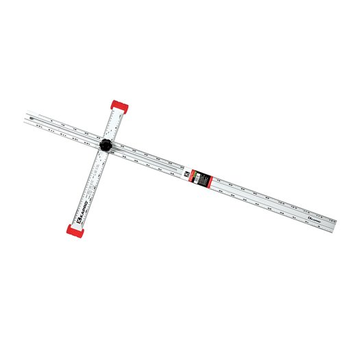 View a Larger Image of Adjustable Folding T-Square 48""