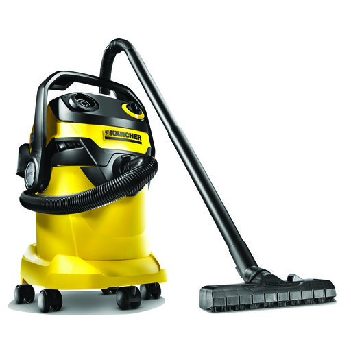 View a Larger Image of WD5/P Wet/Dry Shop Vacuum, 6.6 Gallon