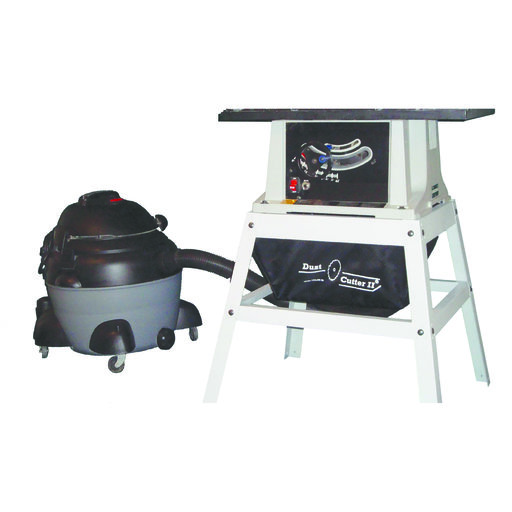 View a Larger Image of Dust Cutter II For Contractor Style Table Saws