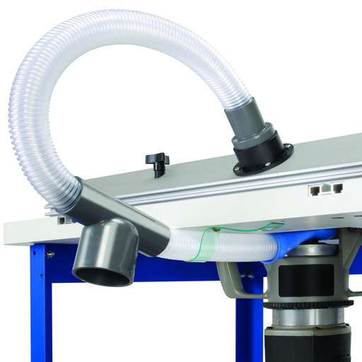 View a Larger Image of Router Table Dust Collection Accessory