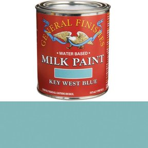 Key West Blue Milk Paint Pint