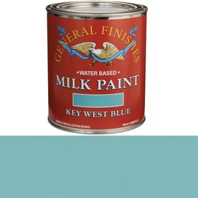 Key West Blue Milk Paint Quart