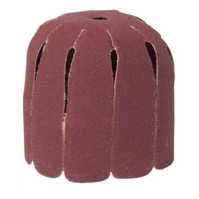 King Arthur Round Sleeves 120 Grit, 3 pack