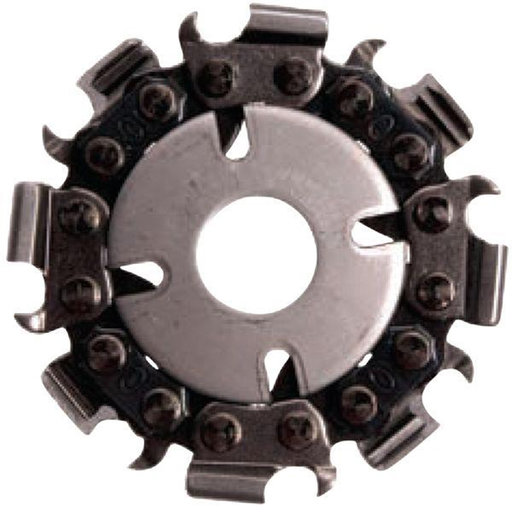 View a Larger Image of King Arthur Tools 8 Tooth Chain Disc