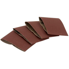 King Arthur Xfine Drum Sleeves, 320 Grit, 4 piece