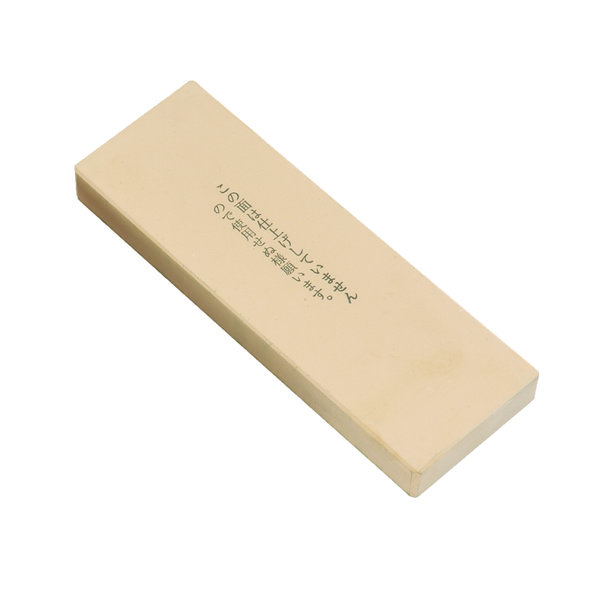 King Ice Bear Slipstone Small Grit 4000 Sharpening Stone for Carving Chisels