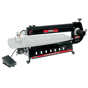 King Industrial 30 Inch Scroll Saw with Foot Switch