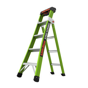 King Kombo Professional 5', 3-In-1 Combination Ladder