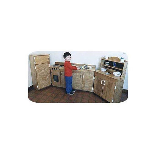 View a Larger Image of Kitchen Playset Woodworking Plan