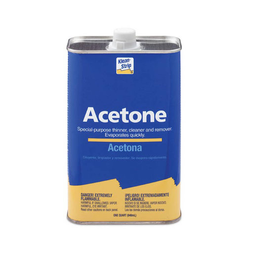 View a Larger Image of Acetone Quart