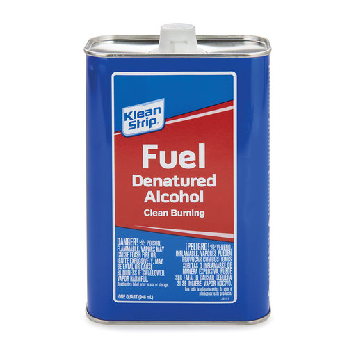 View a Larger Image of Fuel Denatured Alcohol Quart