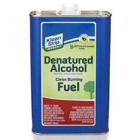 Fuel Green Denatured Alcohol Quart