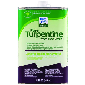 Klean-Strip Green Turpentine Quart
