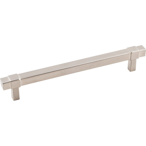 View a Larger Image of Zane Pull, 160 mm C/C, Satin Nickel